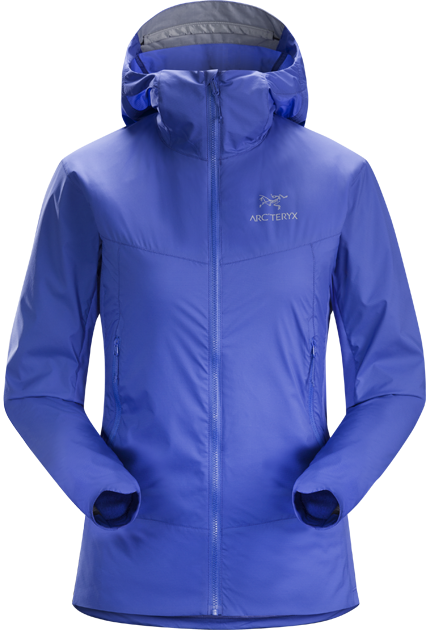 65a7ae6fef71 Atom SL, colori giacca: Electrolyte e Iolite; Vest: Black Sapphire. Mountain  Equipment ...